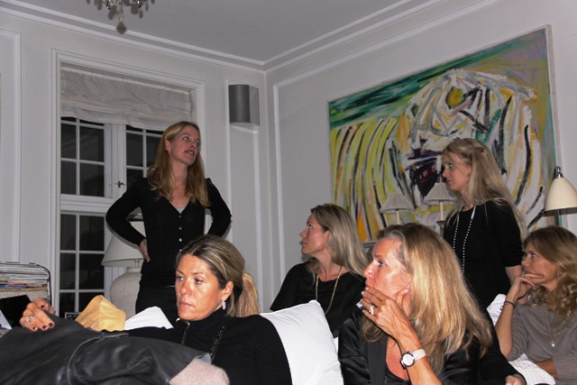 Anne Mette fortæller om skolemadsprojektet