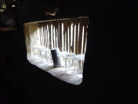 Udsynet fra et hus i Soiya. En gang imellem forstår man godt, at det kan være lidt svært at tro på fremtiden.