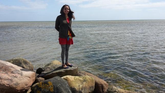 En skøn sten i Dokkedal