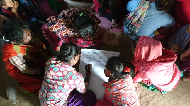 workshop i Soiya